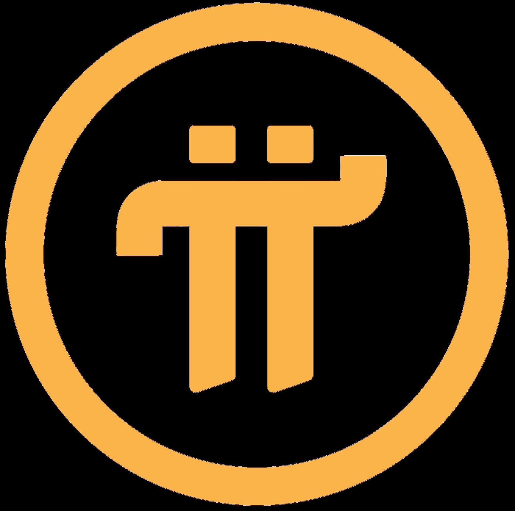 לוגו של מטבע פאי